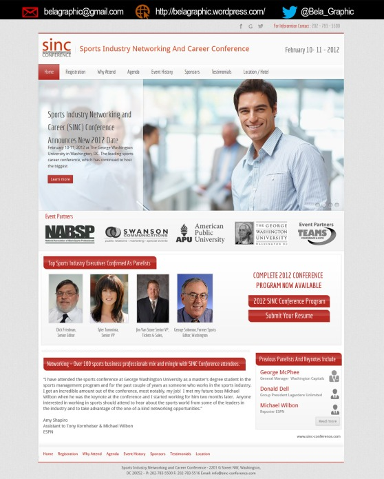 Sports-Industry-Networking-&-Career-Conference-(sinc)-Website-Design